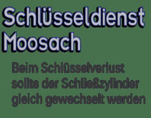 Schlüsseldienst München Moosach